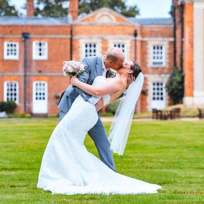 wedding photographer warbrook house