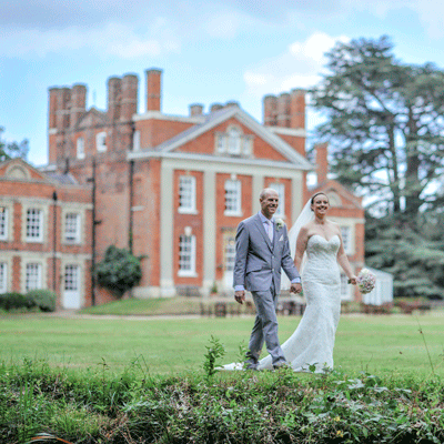 wedding photography Warbrook House Hotel Hampshire