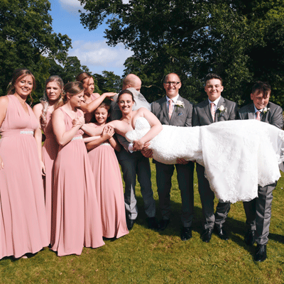 Warbrook House Weddings