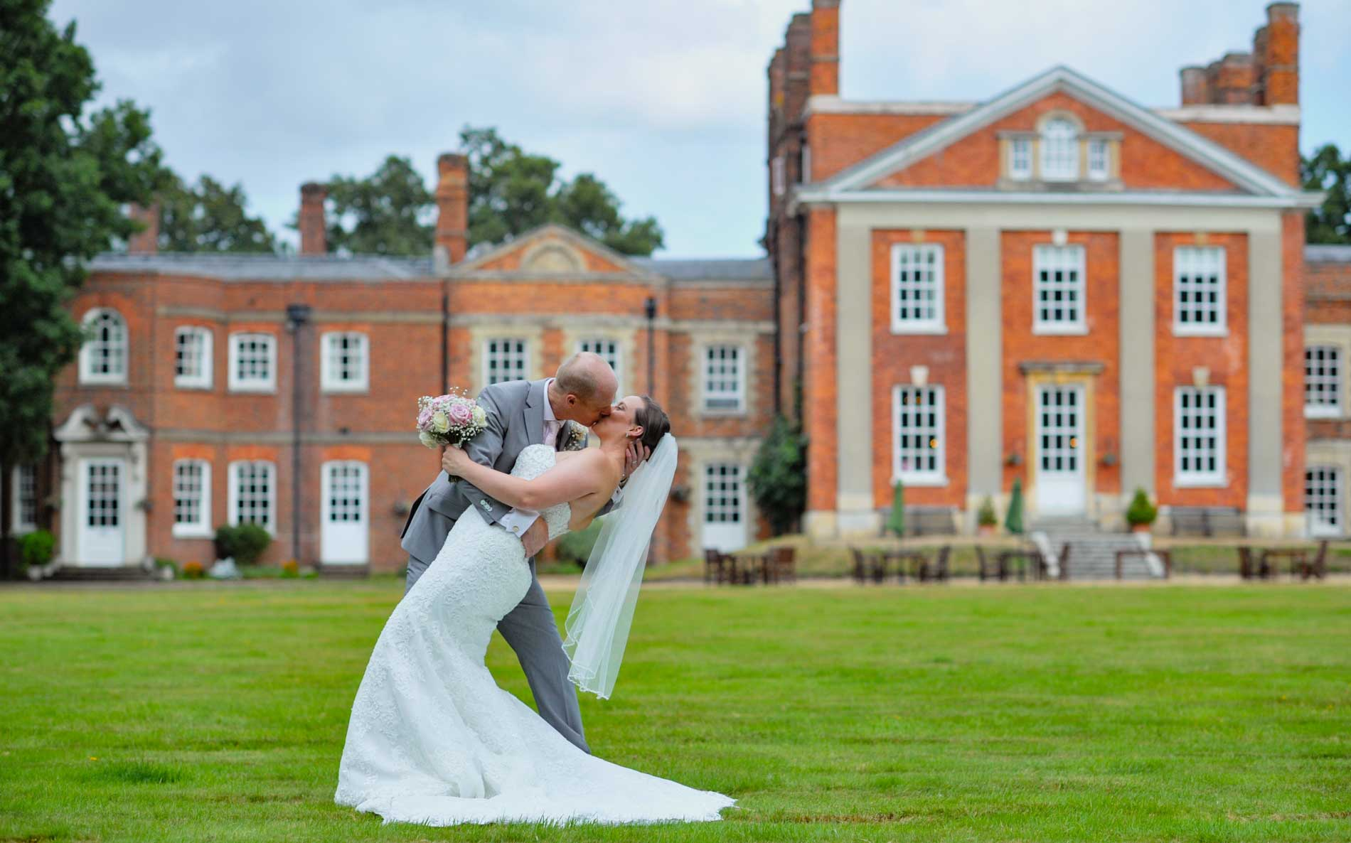 Wedding Photography Warbrook House