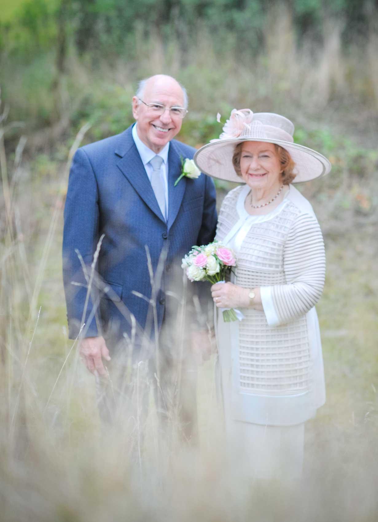 Warbrook House Wedding Photography Ederly Couple