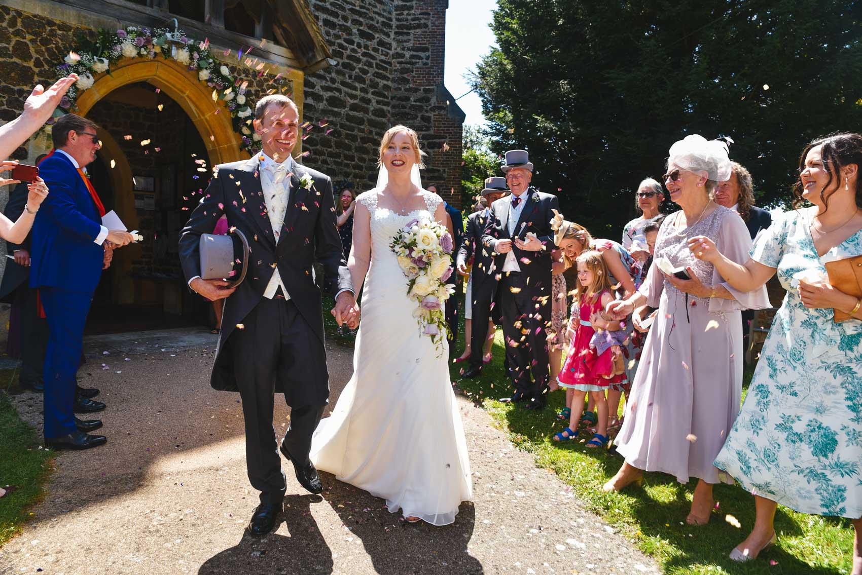 Wedding at Highfield Park