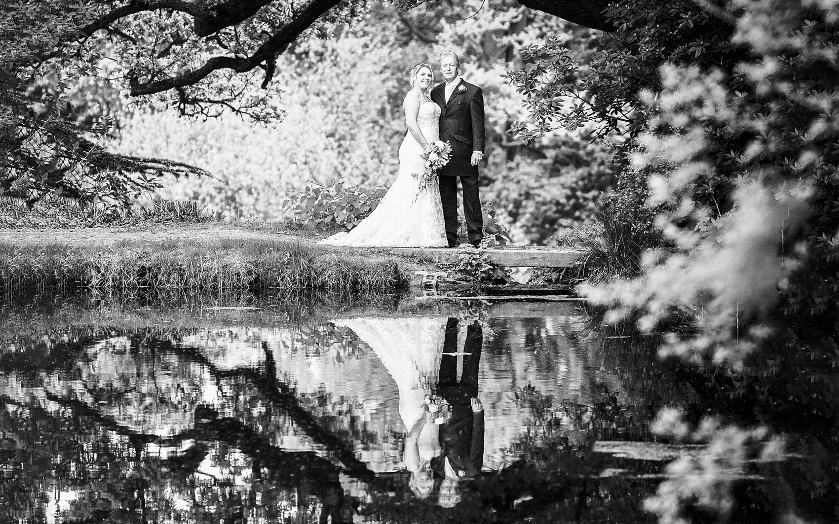 Wedding Photographer Tylney Hall