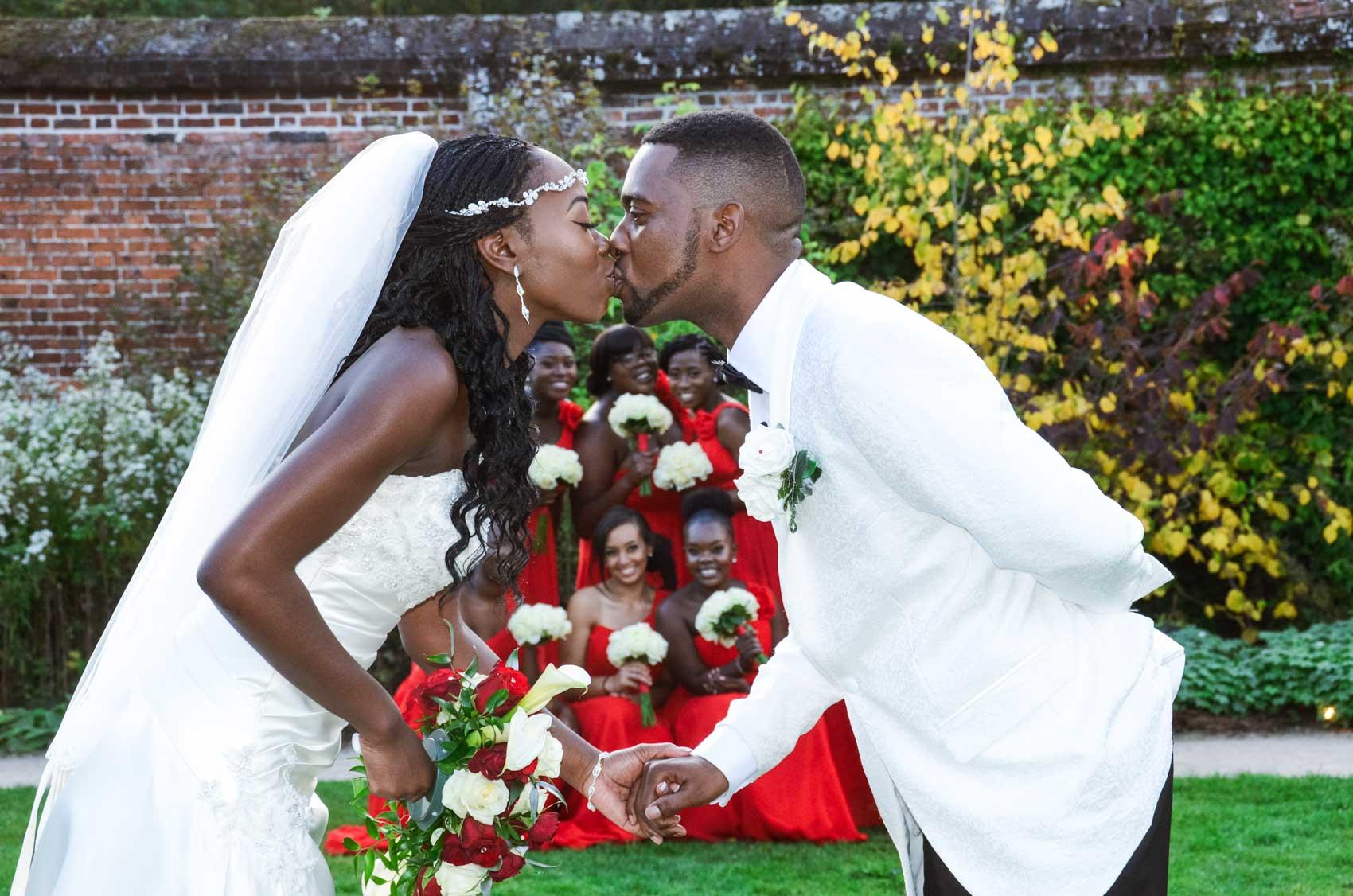 Wedding Photographers Painshill
