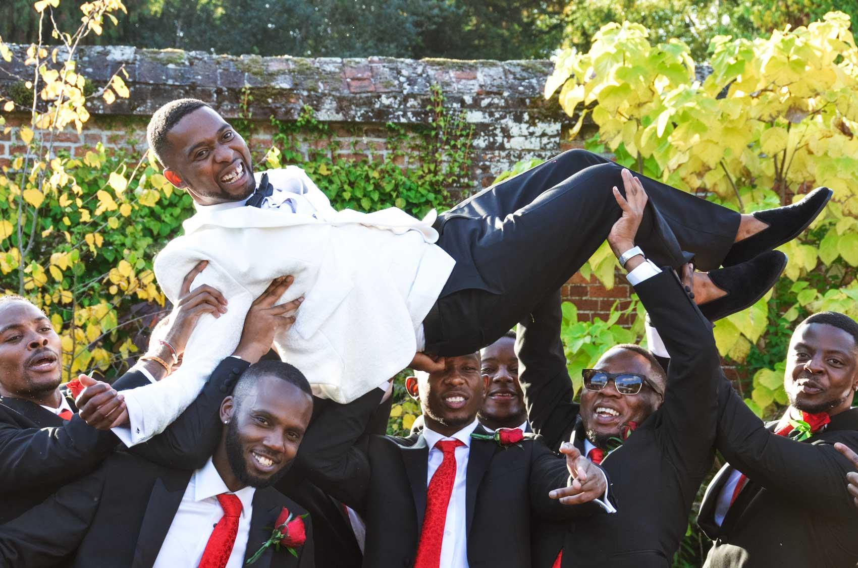 Wedding Photographers Painshill Conservatory