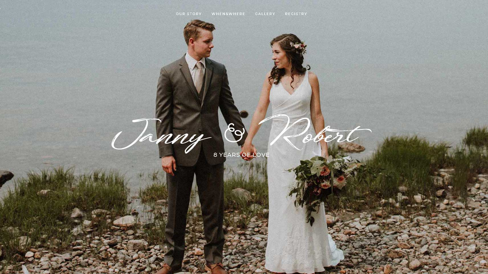 Your Wedding Website