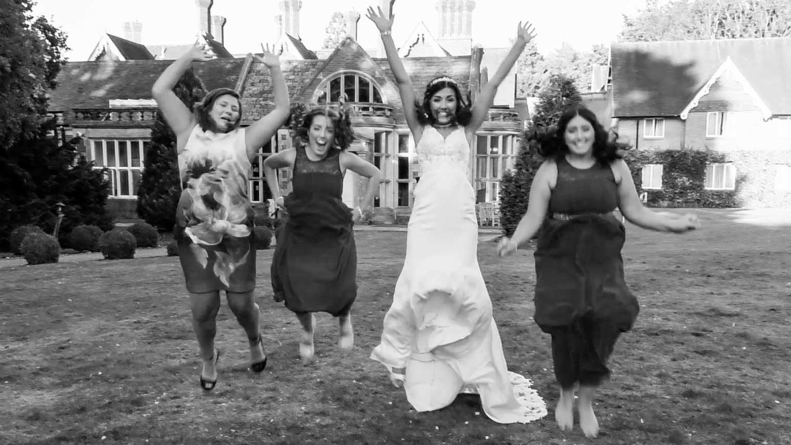 Wedding Photographer Audleys Wood