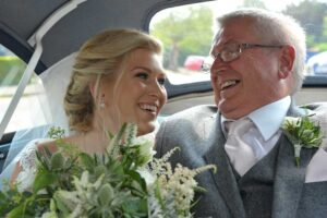 Wedding Photography The Bride & Father