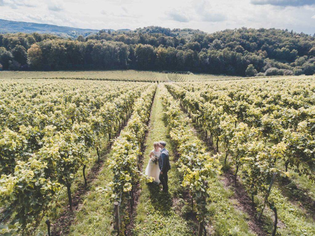 Drone Wedding Video