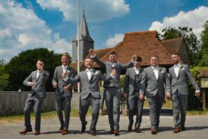 Wedding Photography The Groomsmen