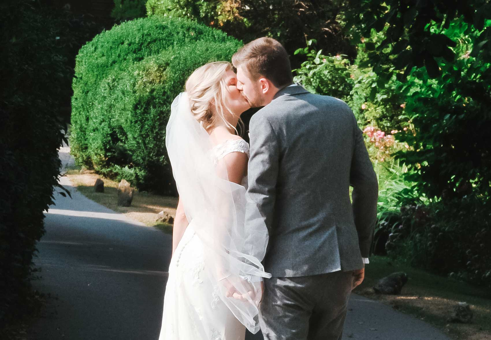 Nurstead Court Wedding Videographer