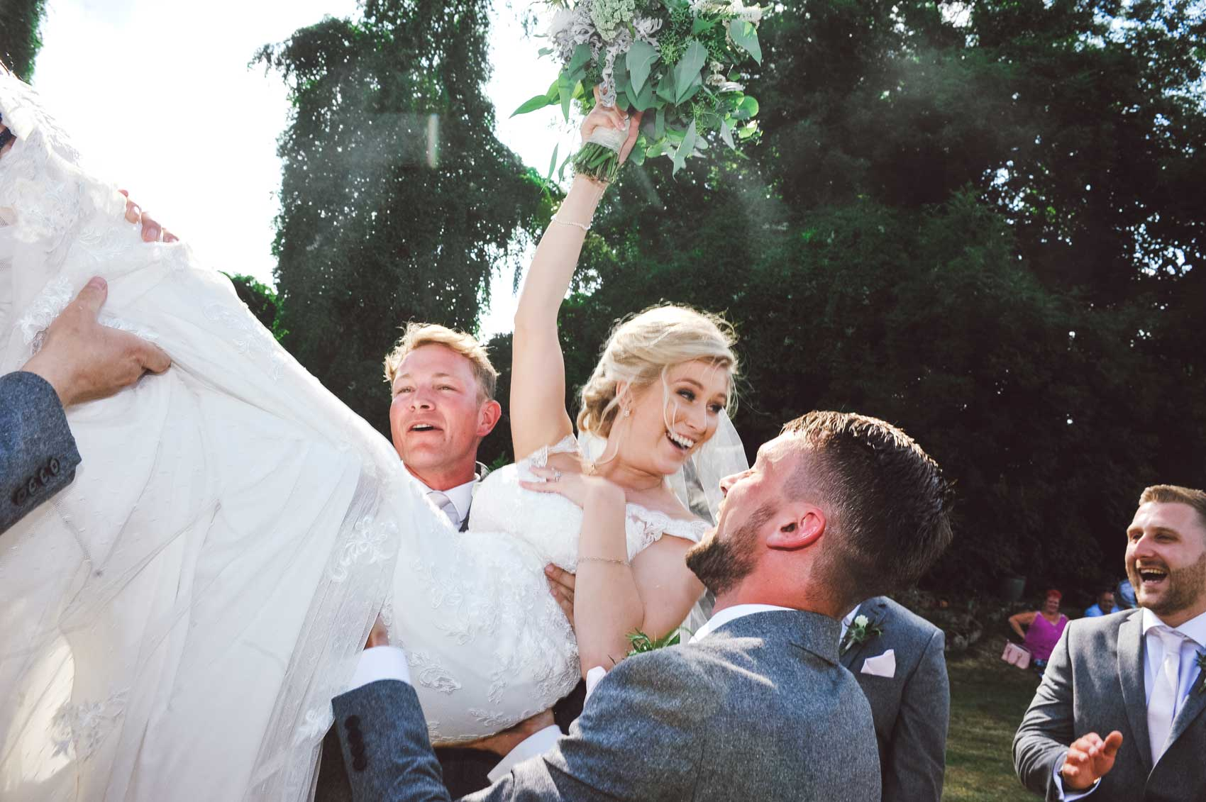 Wedding Photography Nurstead Court