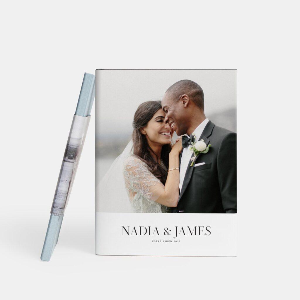 Wedding Album Storybook wedding album