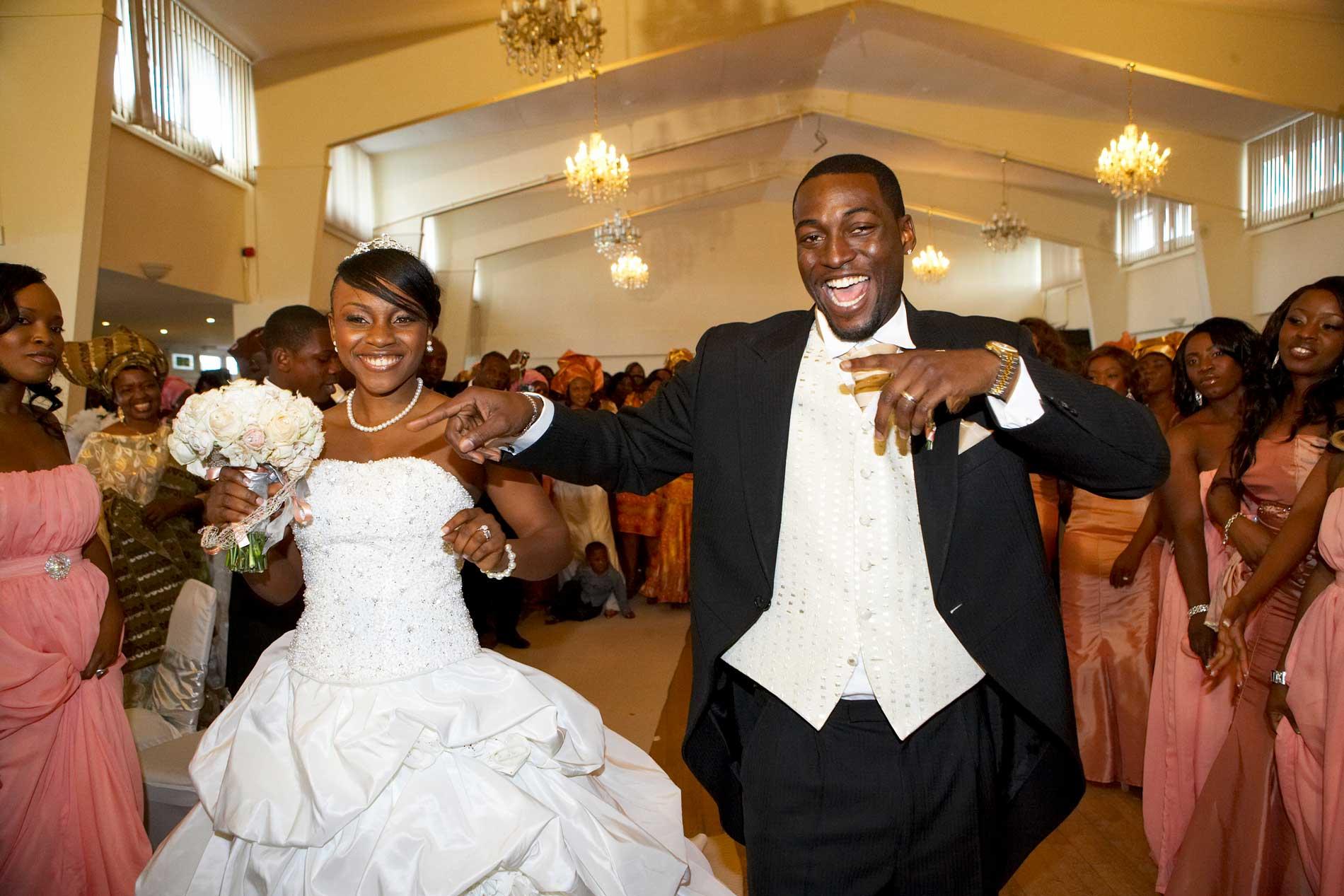 Wedding Photographer Glory House Plaistow