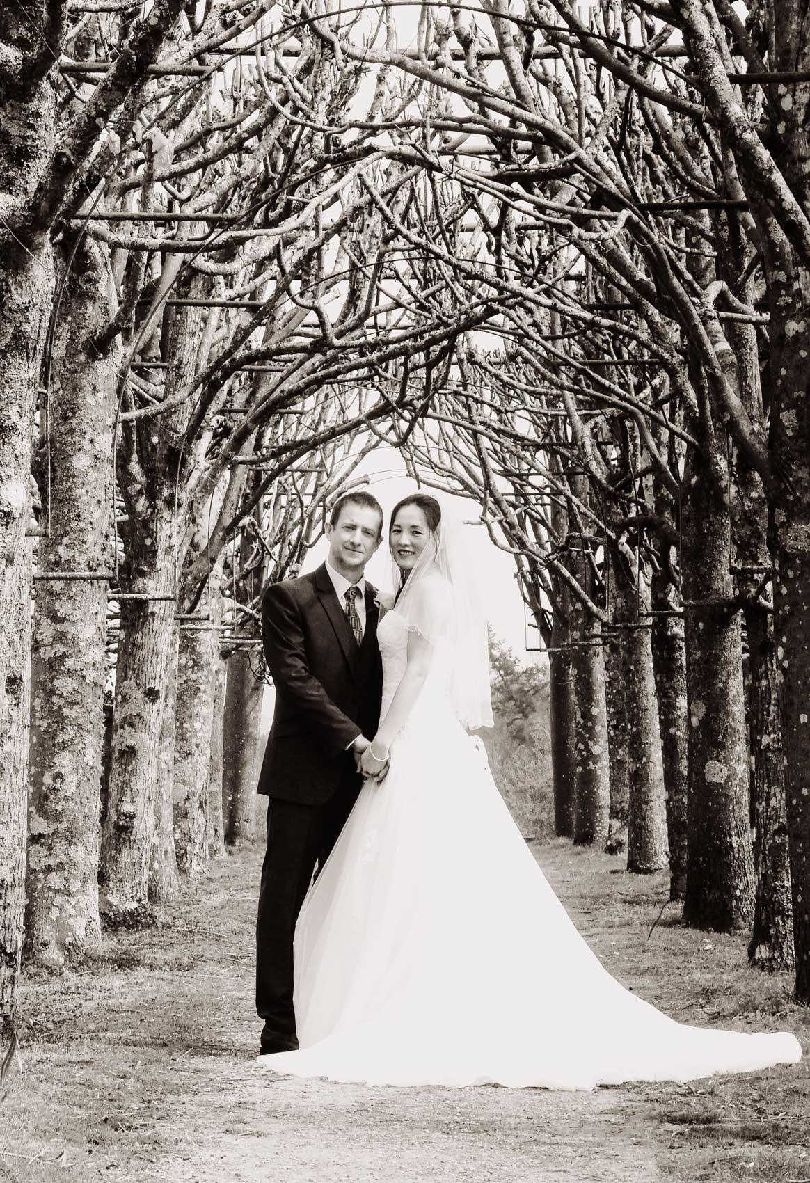 Rhinefield House Wedding Photo