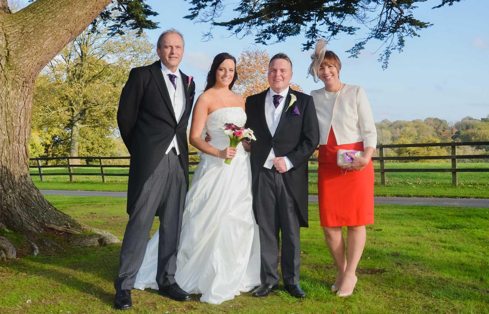 Wedding Photo Wasing Park