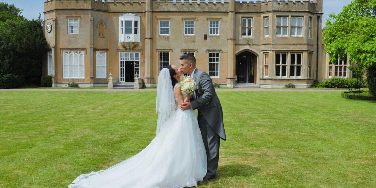 Nonsuch Mansion Wedding Photographer