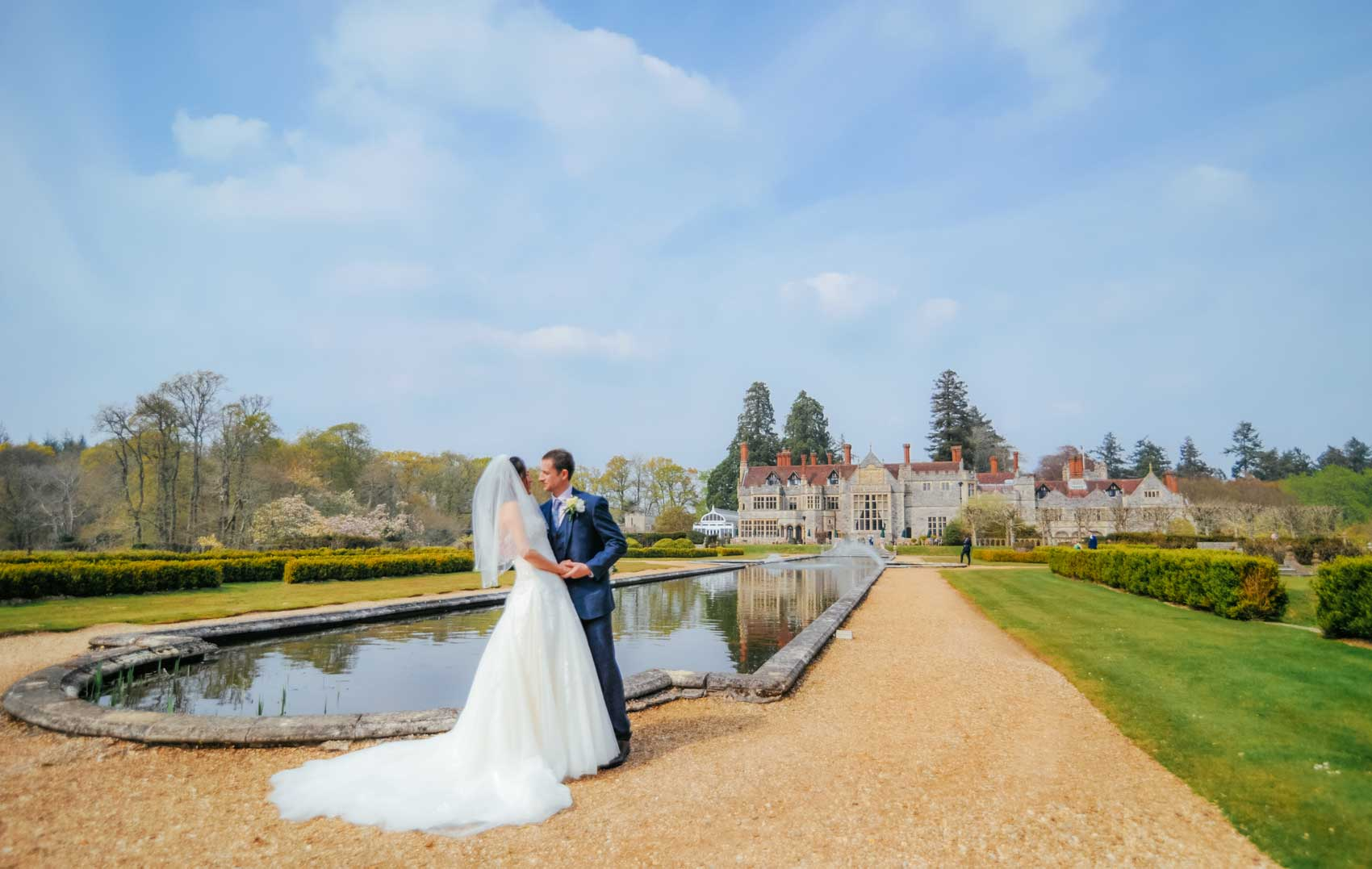 Wedding Photographer Rhinefield House