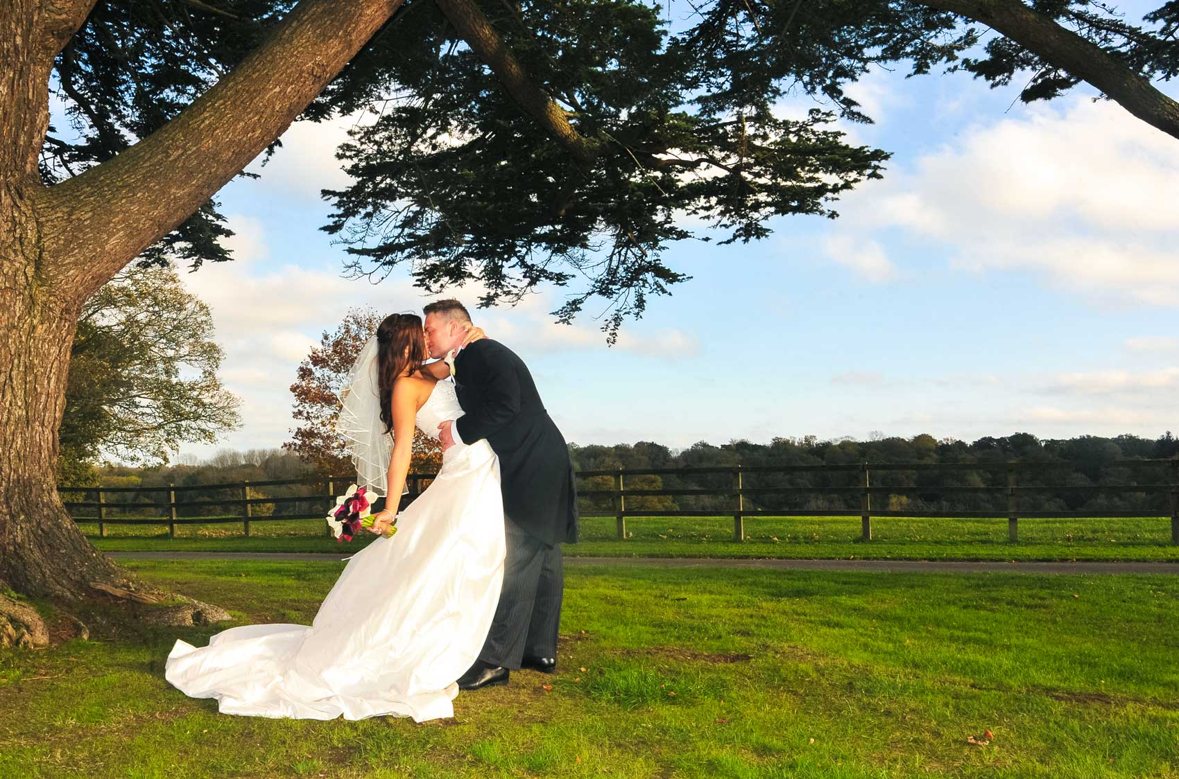 Wedding Photographer Wasing Park