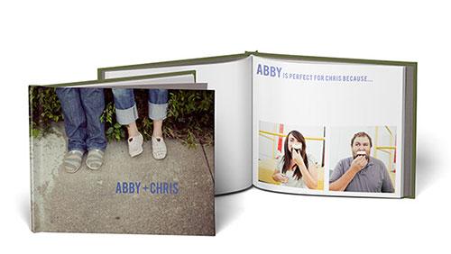Wedding Storybook 25x20cm