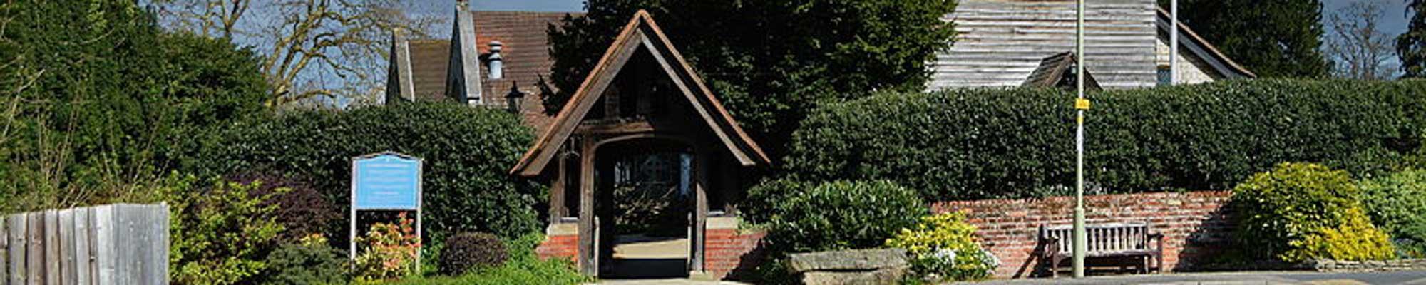Wedding Photographer St Peters Church Farnborough