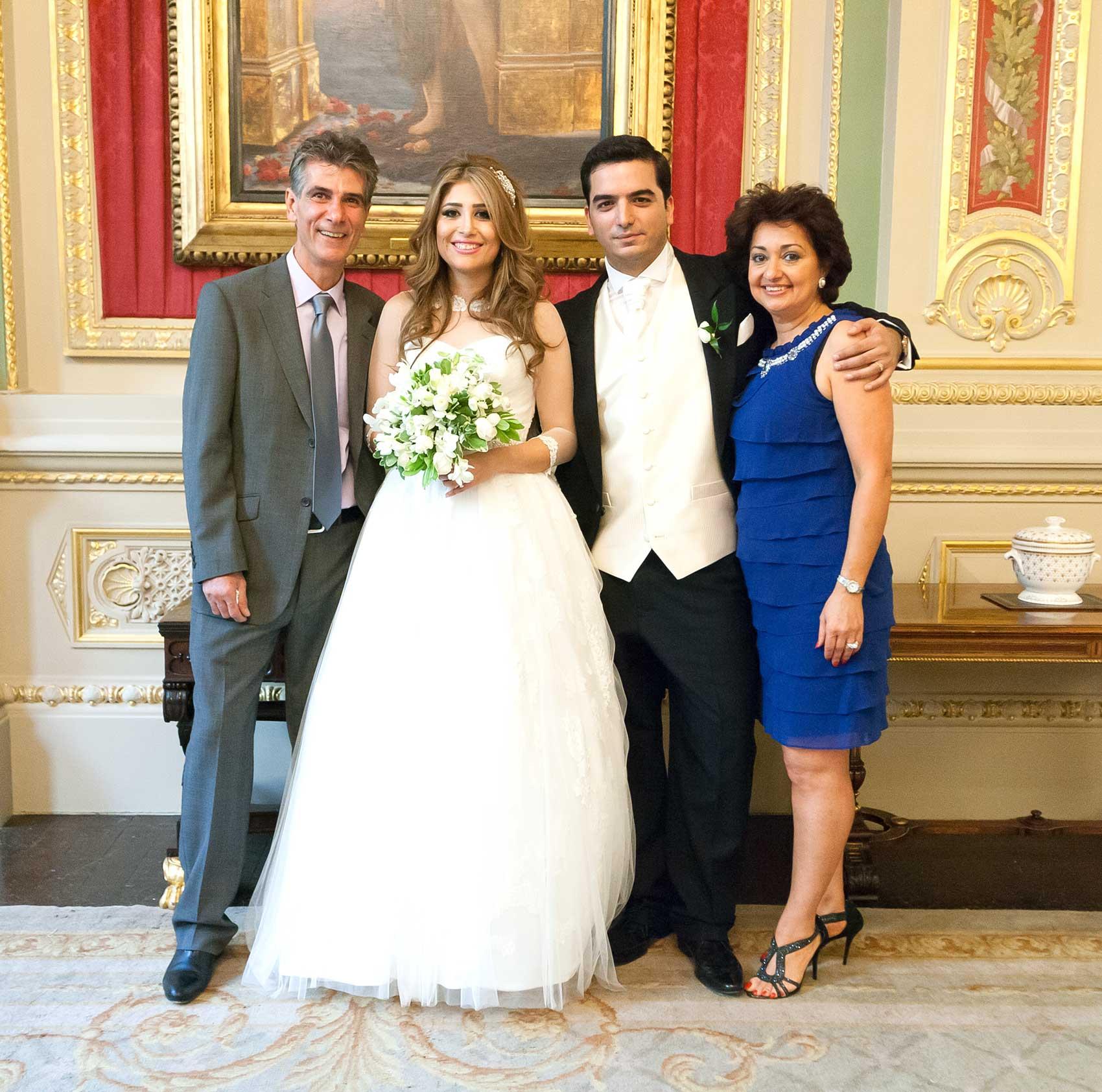 Wedding Photography Drapers Hall