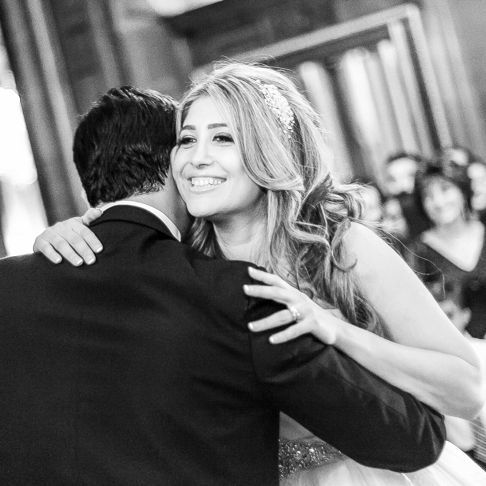 Wedding Photography Drapers Hall First Dance