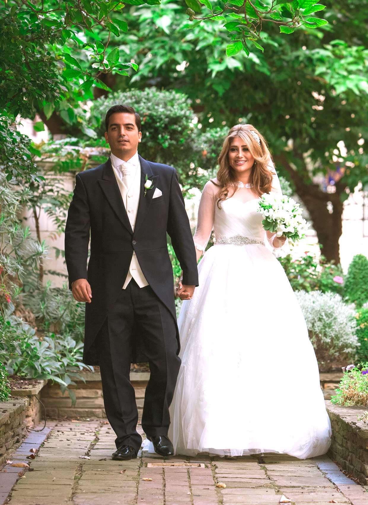 Drapers Hall Wedding Photos