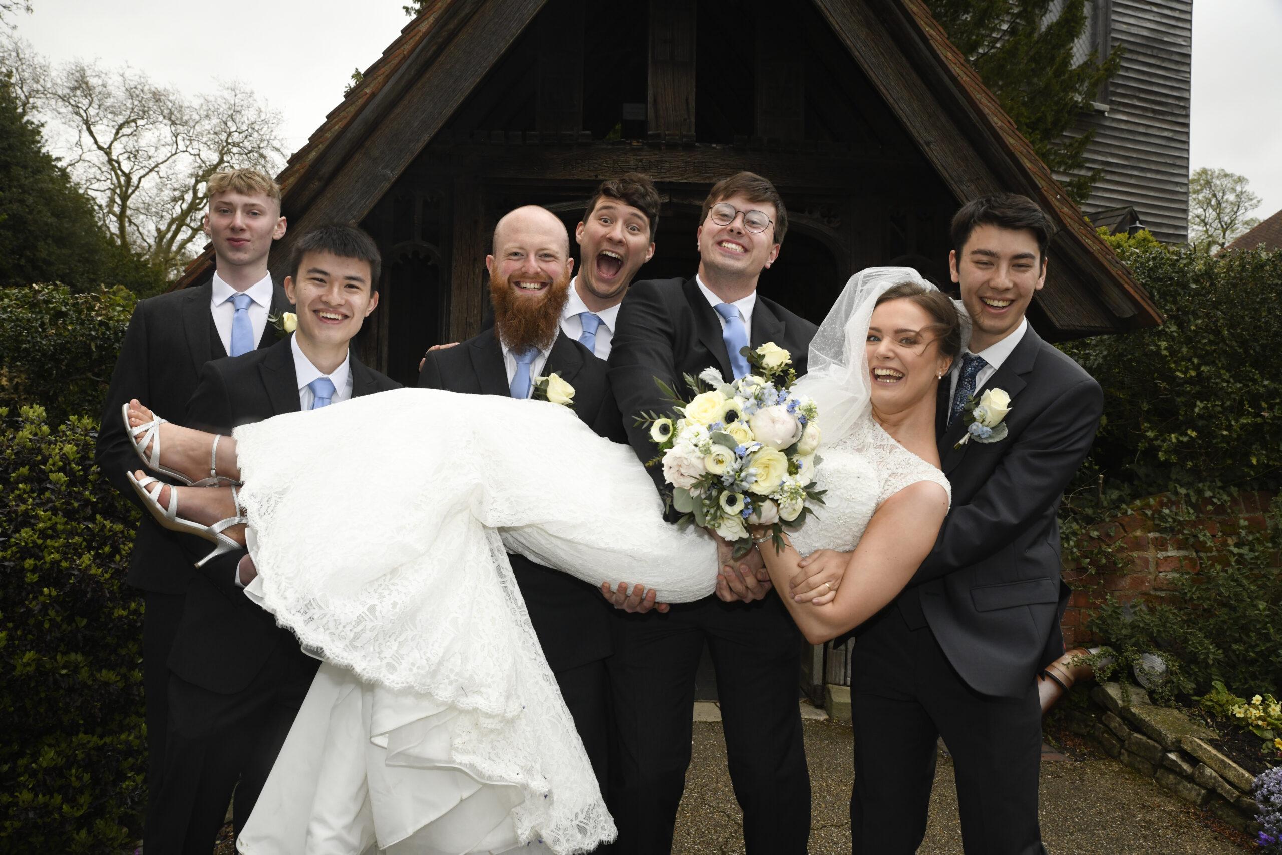 Farnborough Bride