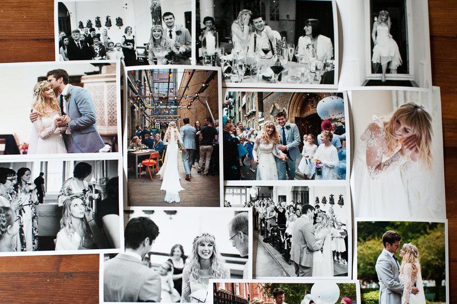 Printing my Wedding Photos