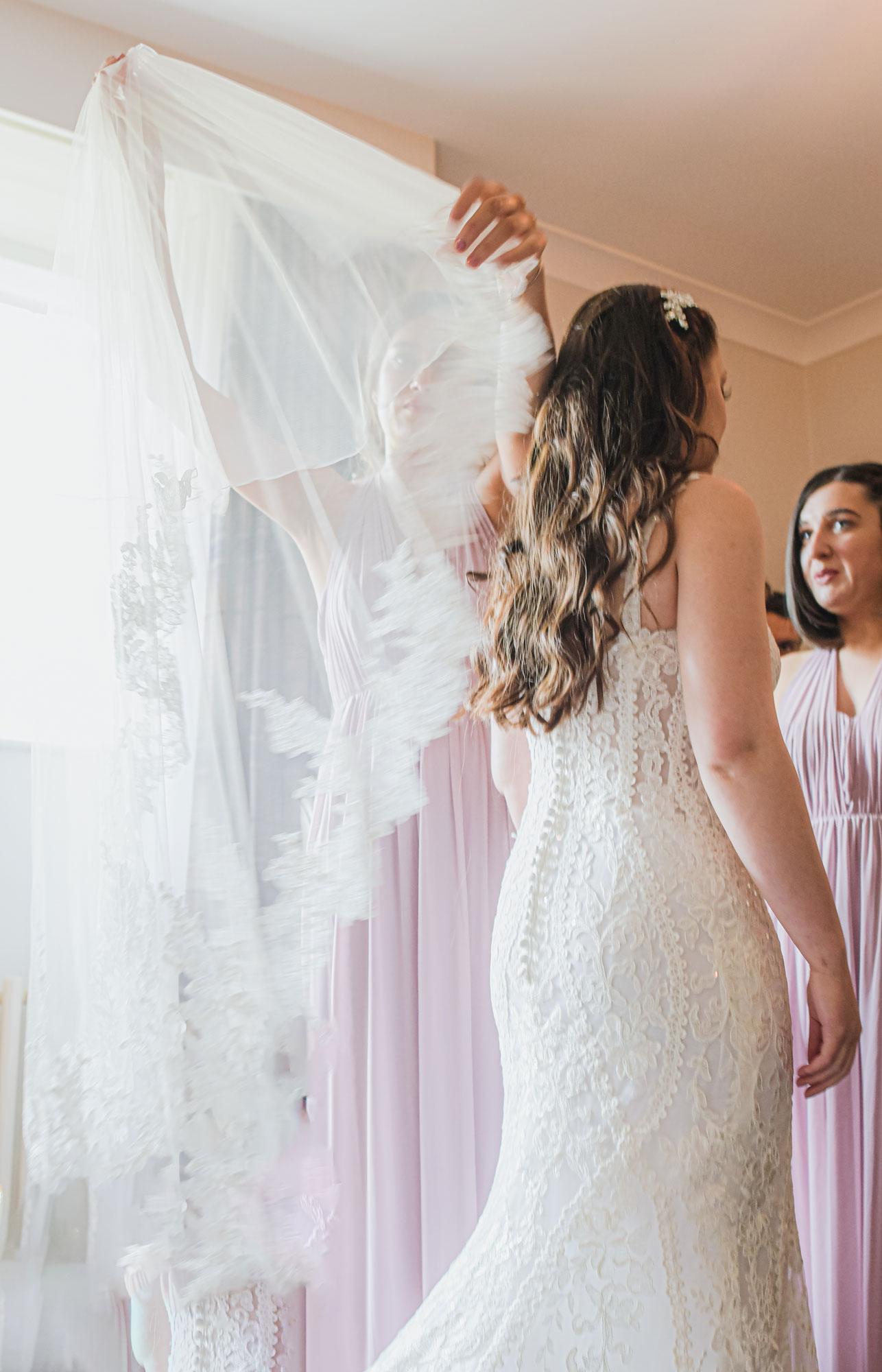 Wotton House Bridal Photography