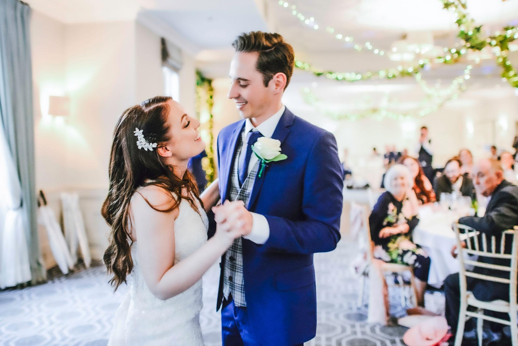First Dance Wedding Photography Wotton House