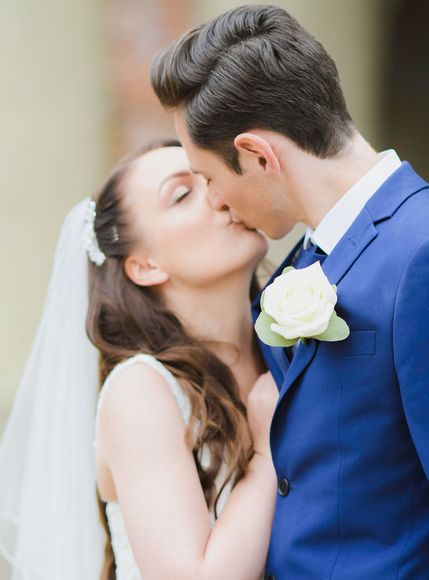 Romantic Wotton House Recommended Wedding Photographer
