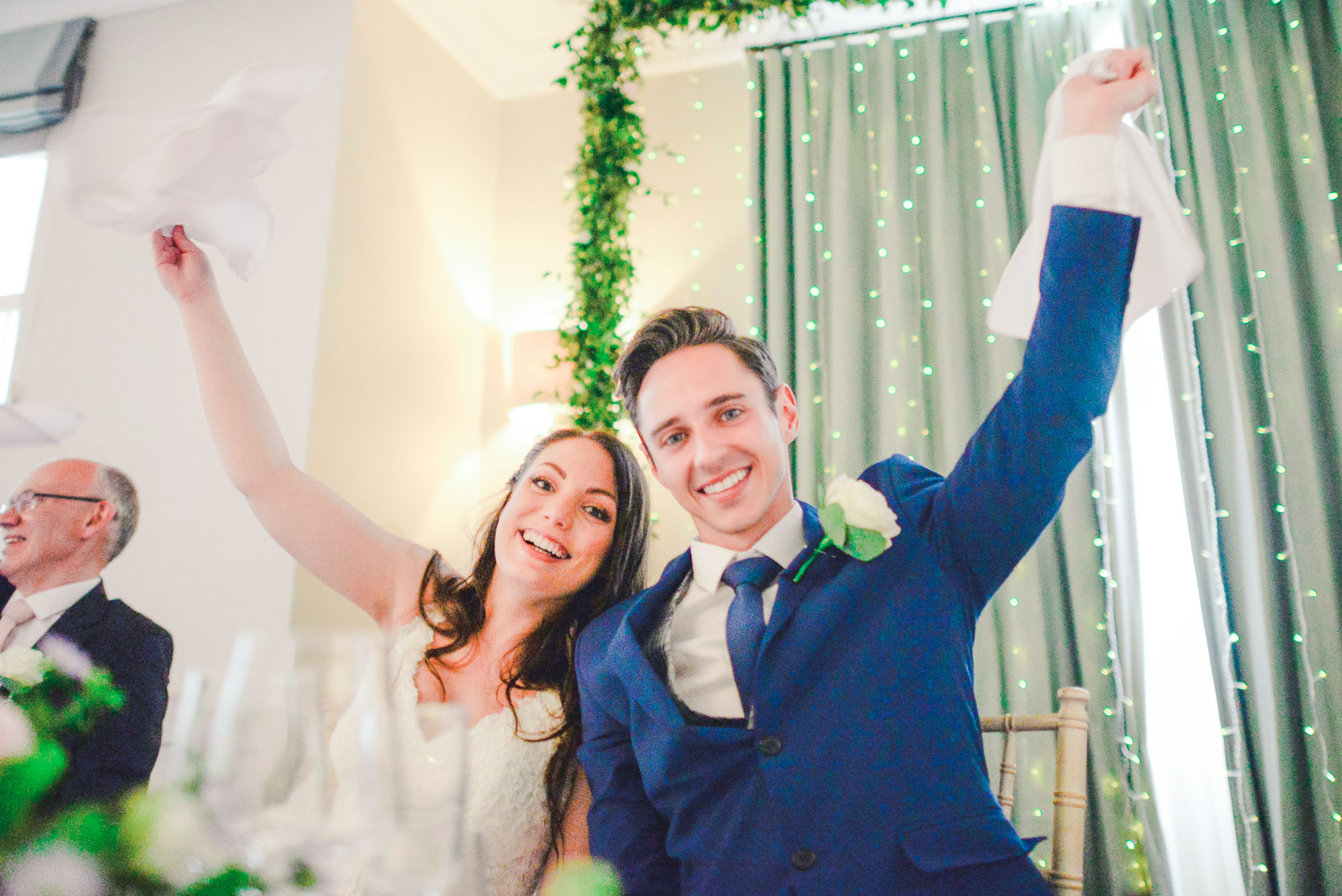 Wedding Reception Wedding Photography Wotton House
