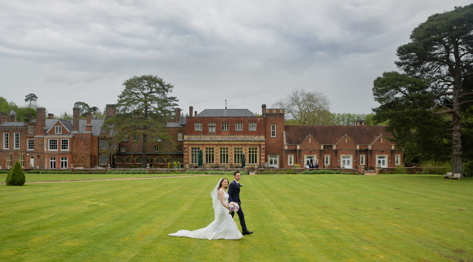Wedding Video Wotton House