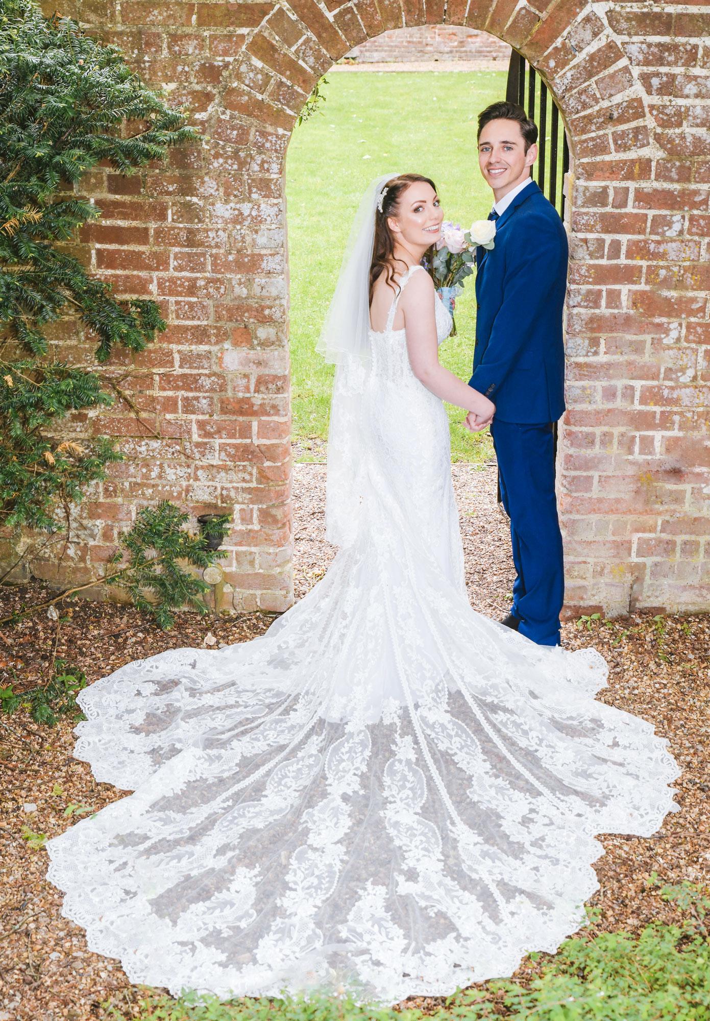 Wotton House Photographer for Wedding