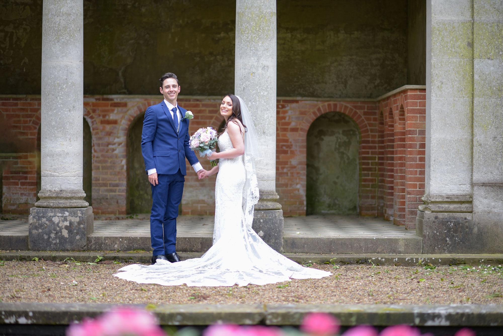 Wotton House Photographers for Wedding