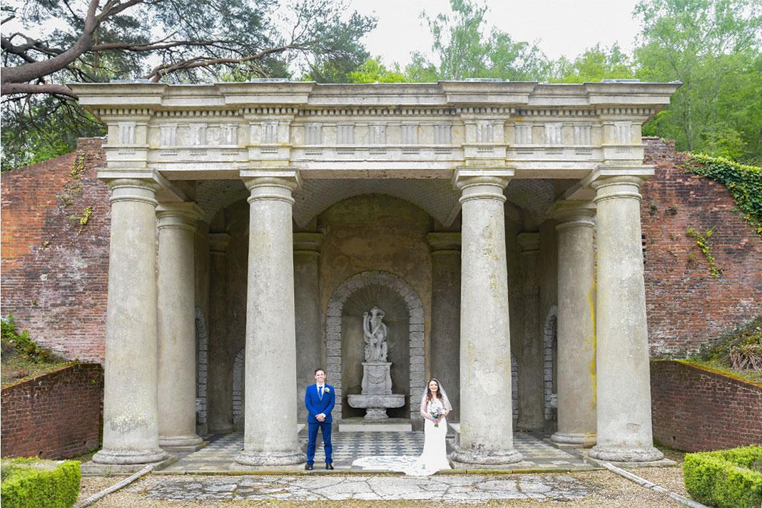 Wotton House Wedding photo