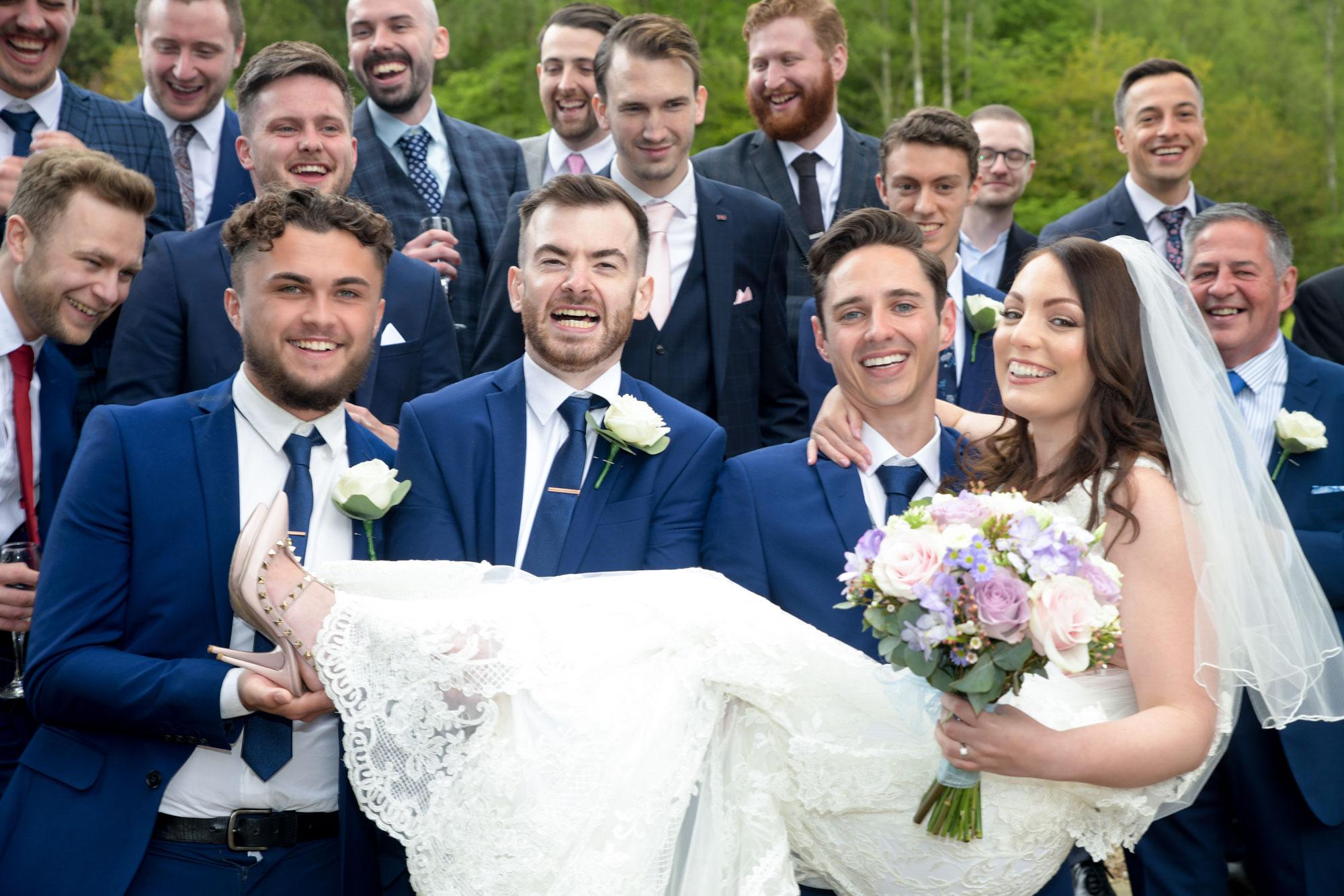 Wotton House Wedding photos