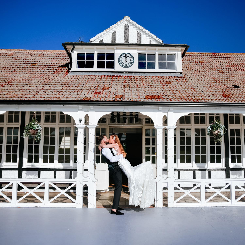 Wedding Photography at St Johns Church Barnet ~ Wedding Photography at Shenley Cricket Club