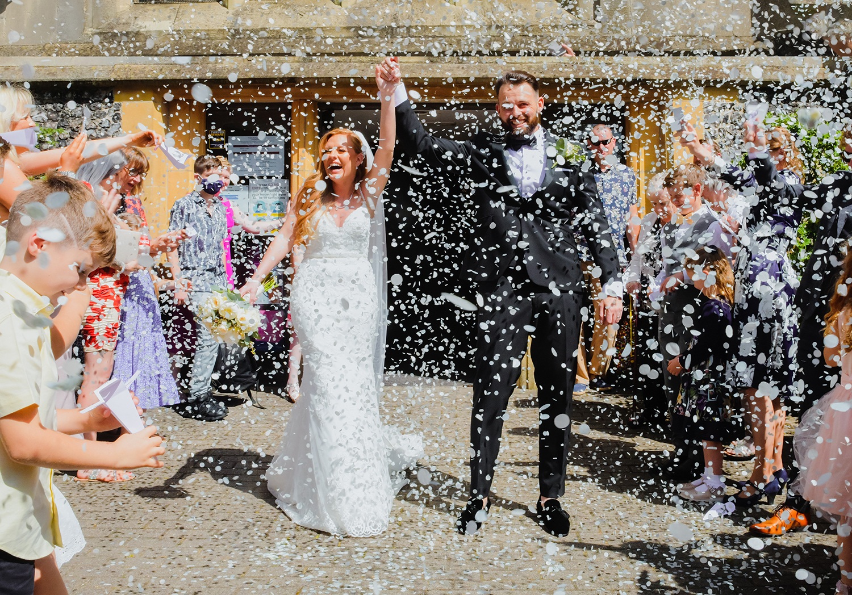 Wedding Photography at St Johns Church Barnet