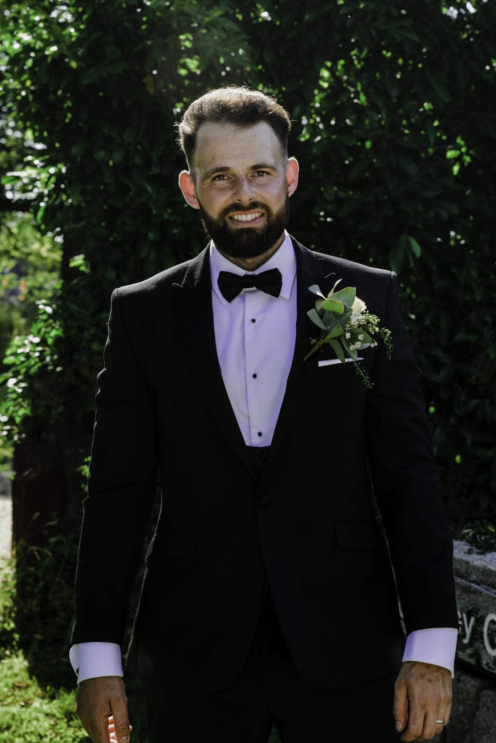 Wedding Photography at Shenley Cricket Club