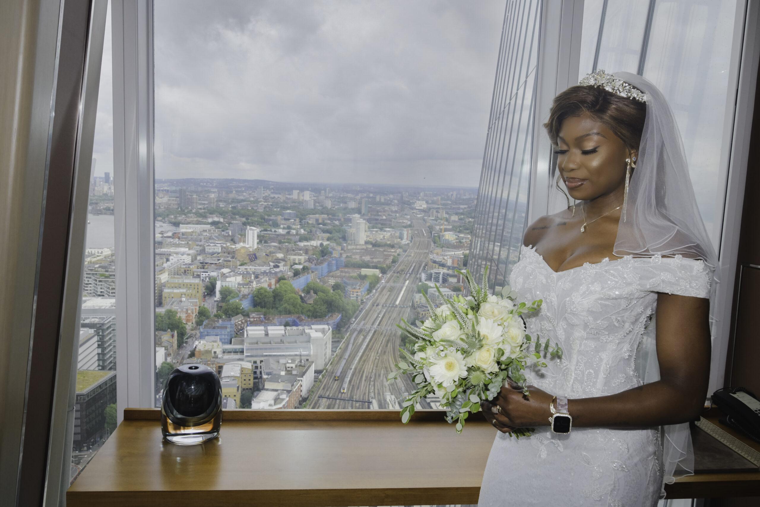 Wedding Photographer The Shard London