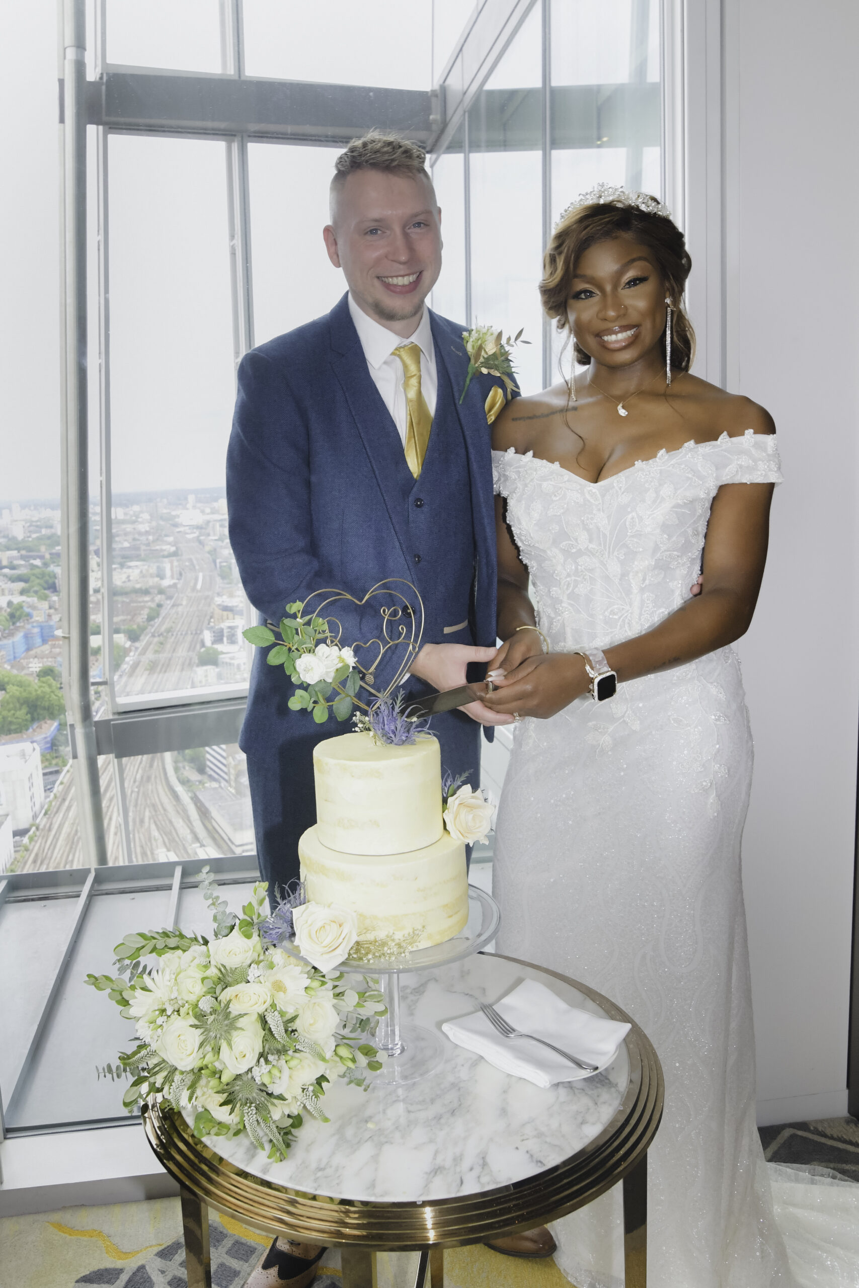 Recommended Wedding Photographer The Shard