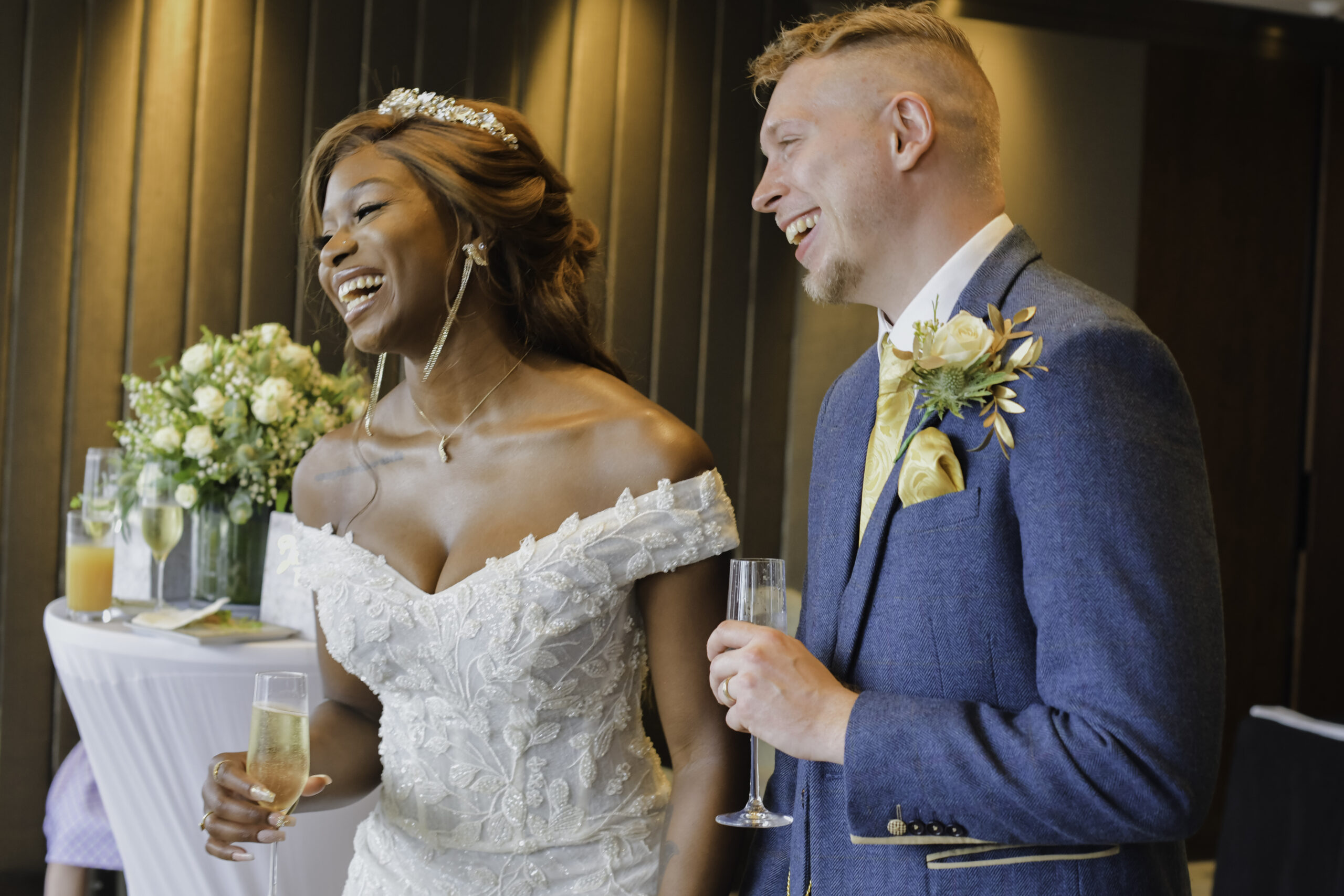 Wedding Photos at The Shard