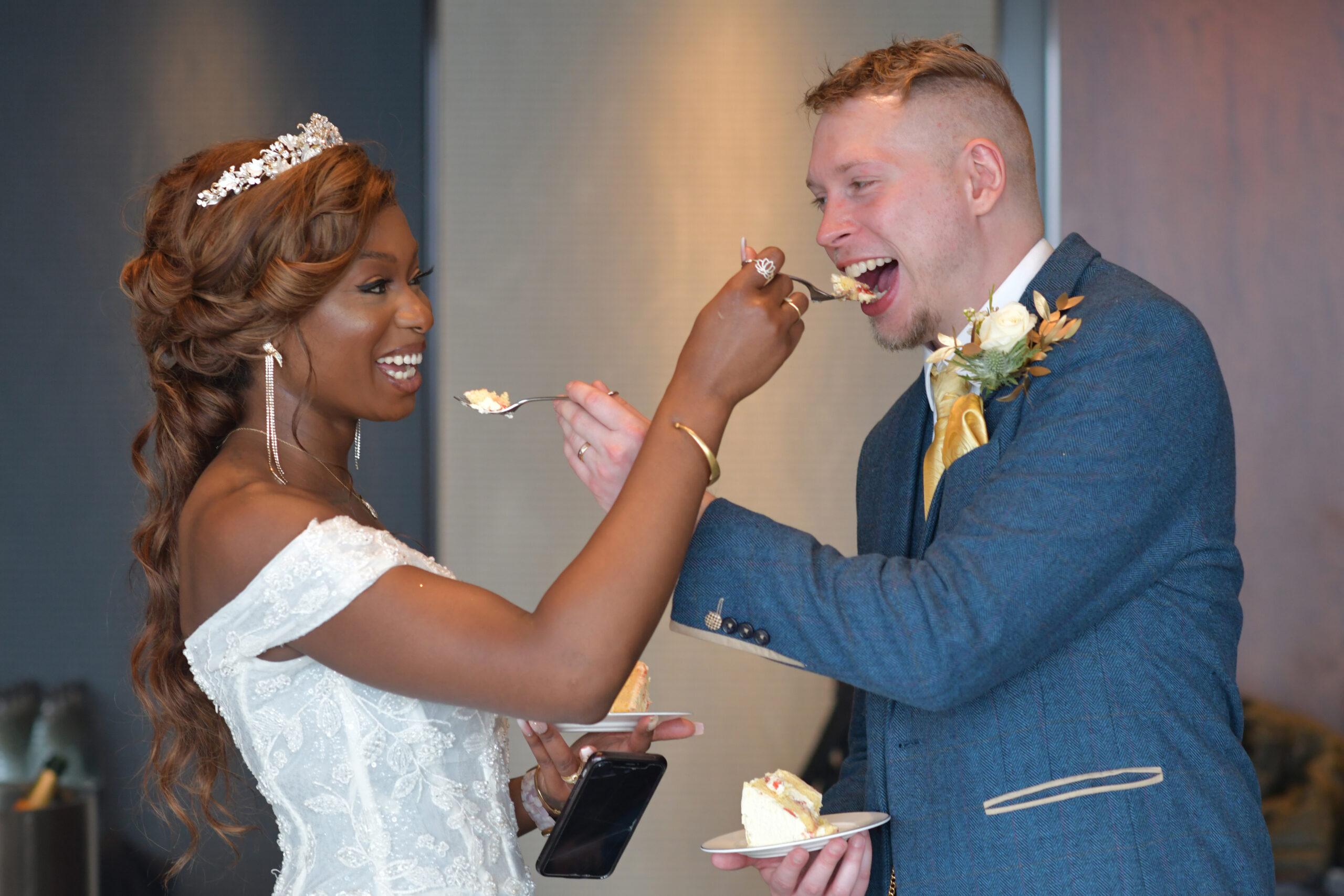 Wedding Photography at the Shard London