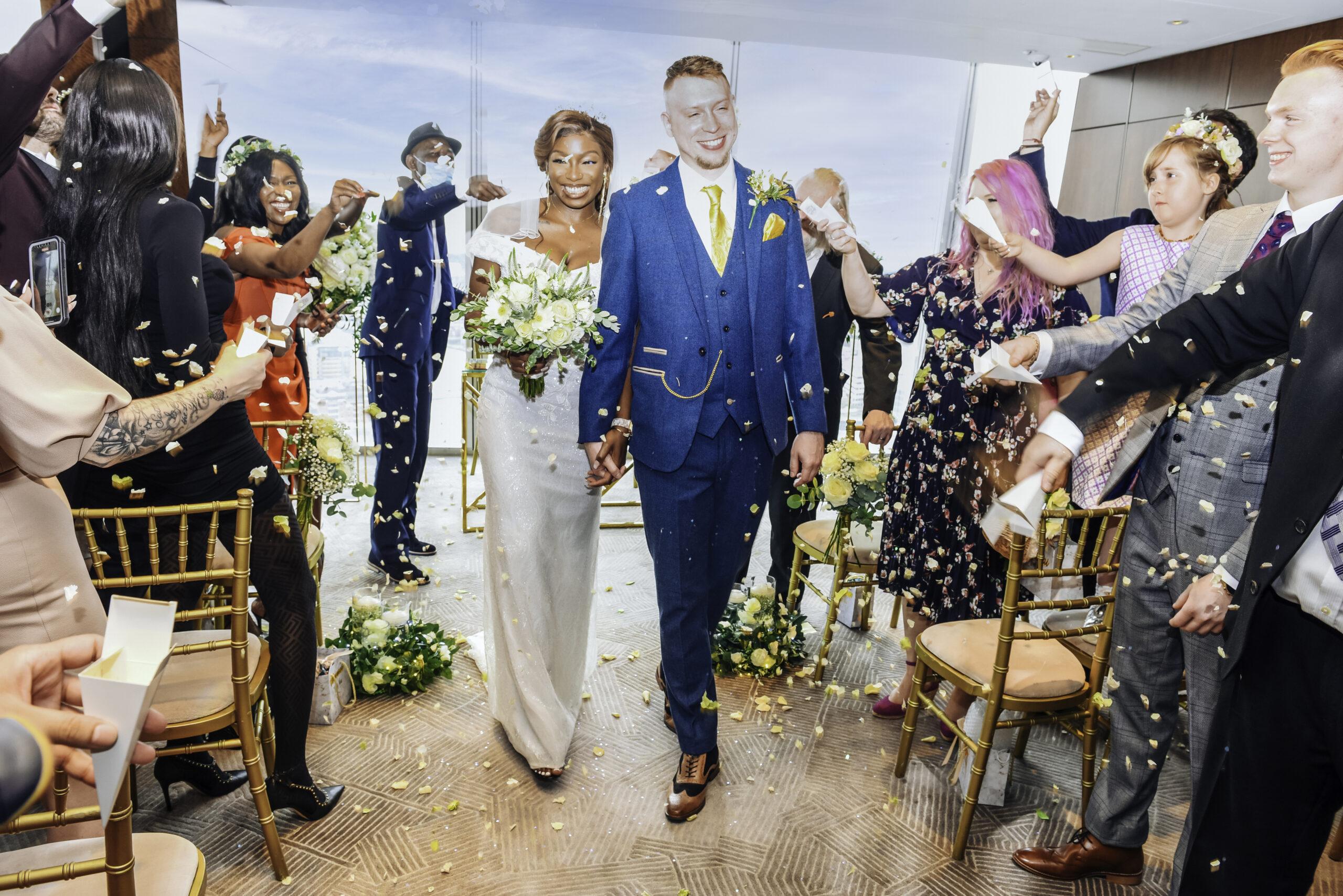 Wedding Photographer The Shard