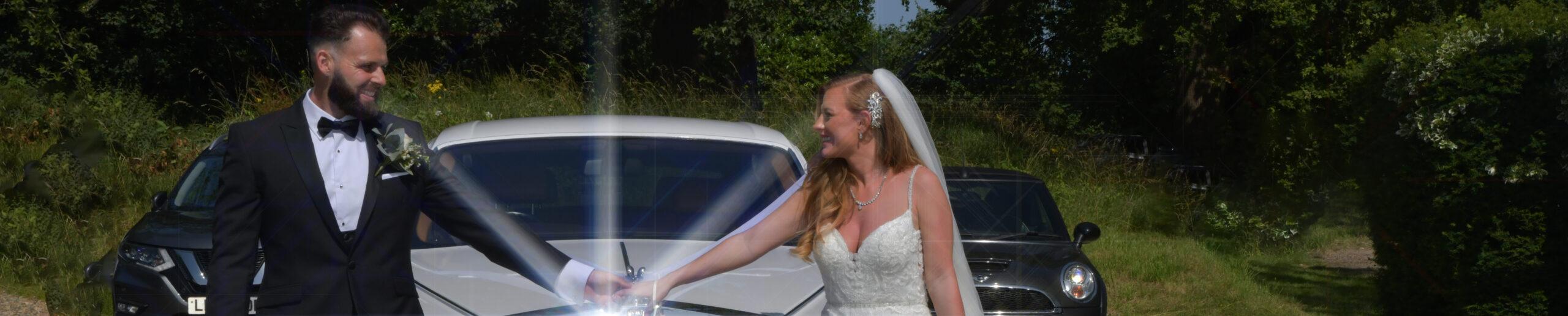 Wedding photographer London Shenley Club