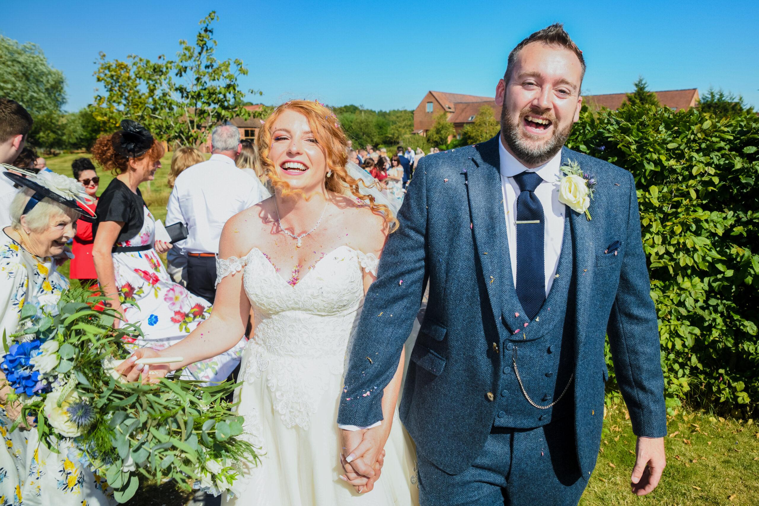 Wedding Photographer Wootton Park