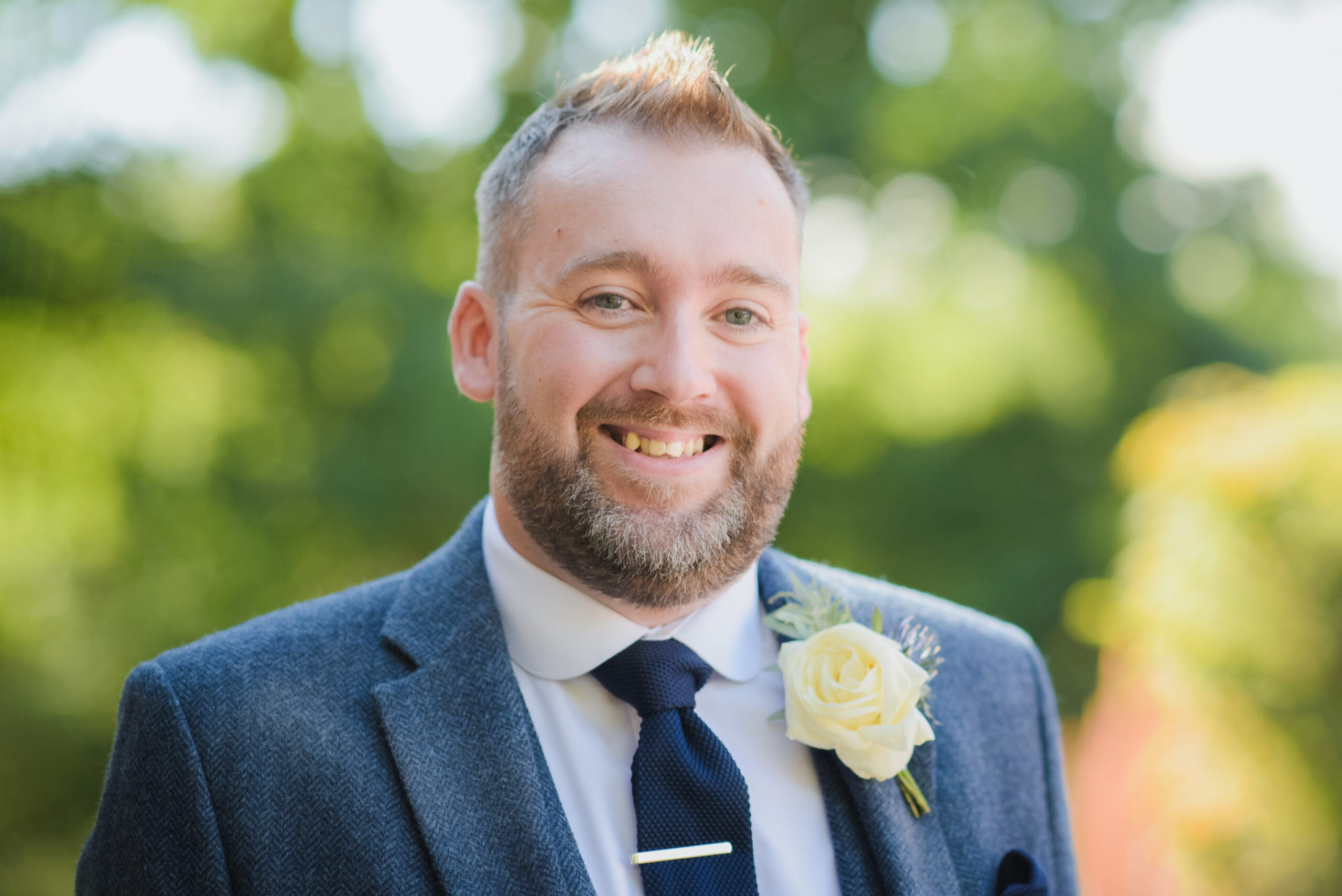 Beth & Richards Wedding Photography at Wootton Park